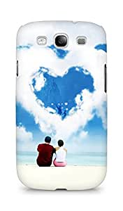 Amez designer printed 3d premium high quality back case cover for Samsung Galaxy S3 Neo (Love Dreams)