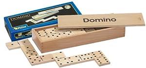 Philos-Spiele - Domino, para 2 Jugadores (Importado)