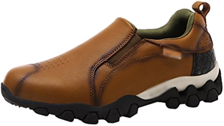 Herren Winter Warm halten Geschäft Lederschuhe Gemütlich Formelle Kleidung Plus Kaschmir Stiefel Werkzeug Schuhe