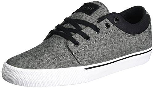 Globe Herren Gs Skateboardschuhe Grau (Black Chambray/white)