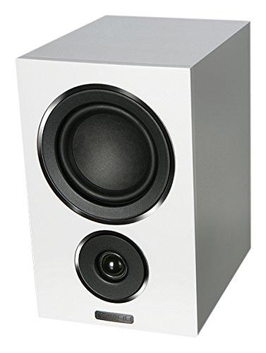 Mission LX-2 Bookshelf Speaker - White Sandex (pair)
