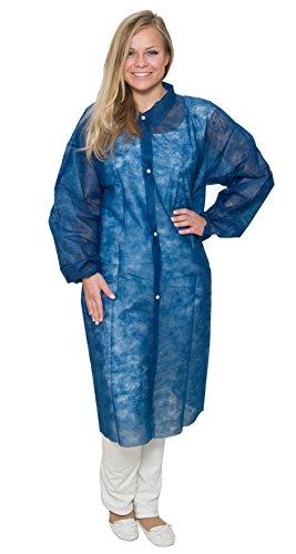 Visitor appendiabiti-colore: blu-taglia XXXL (3x l), 100pezzi,