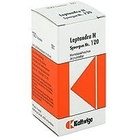 Synergon 120 Leptandra N Tabletten 100 stk preisvergleich bei billige-tabletten.eu