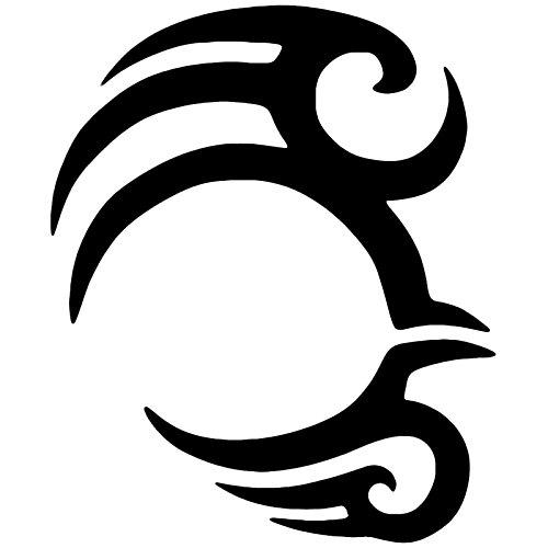 Eulenspiegel- Maori Plantilla de pintura facial (109045)