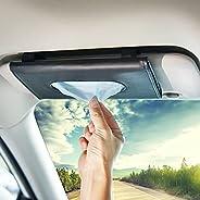 kakouka Car Sun Visor Napkin Tissue Holder ، PU الجلود سيارة حامل قناع مناديل ، تعليق مقعد سيارة الخلفي صندوق