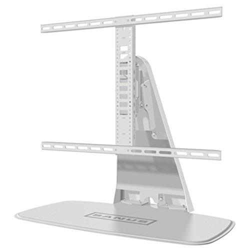 Tv-swivel 40 Mount (Sanus wstv1drehbaren Universal-TV-Ständer für 32–152,4cm Bildschirme und Sonos Playbase/Playbar–Weiß)