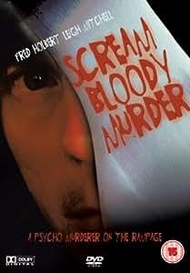 Scream Bloody Murder [DVD]