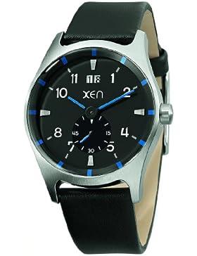 XEN Herrenuhr schwarz XQ0216