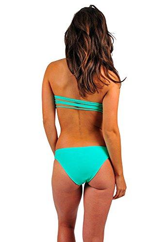 Mon Itsy Bikini Ethno - Bikini-Hose mit Bändern bunt (Hose) Multi