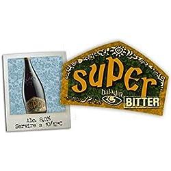 Cerveza Artesanal Baladin 0,75 lt. - Super Bitter
