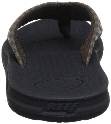 Reef R2476Bhu, Sandales homme Noir (Black/Hounds)