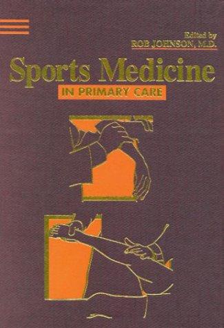 Sports Medicine in Primary Care