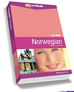 Talk More Norwegian: Interactive Video CD-ROM - Beginners+ (PC/Mac)