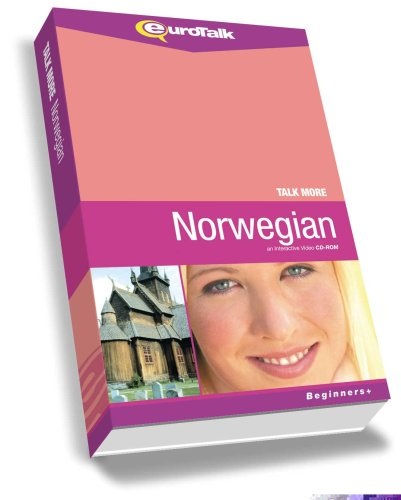 Talk More Norwegian: Interactive Video CD-ROM - Beginners+ (PC/Mac)