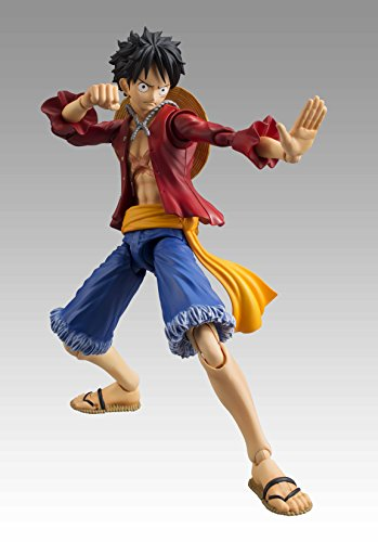 Megahouse una Pieza: Mono D Luffy Variable Action Hero Figure 3