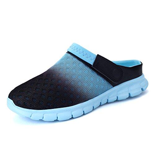 XIANV - Pantofole Uomo Blau
