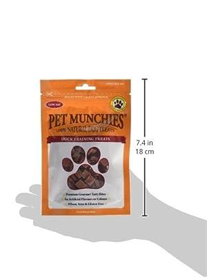 Pet Munchies Training Treat, 50 g, Pack of 8
