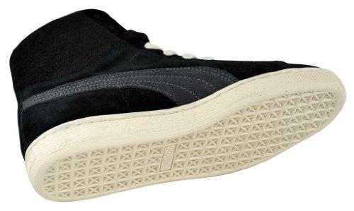 Puma Suede Mid City Black 355374 04 Black/Dark Shadow