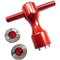 Beehive Filter, rote Golf-Gewichte mit rotem Schlüssel für Titleist Scotty Cameron, California, Newport Kombi, My Girl Putter, Neu