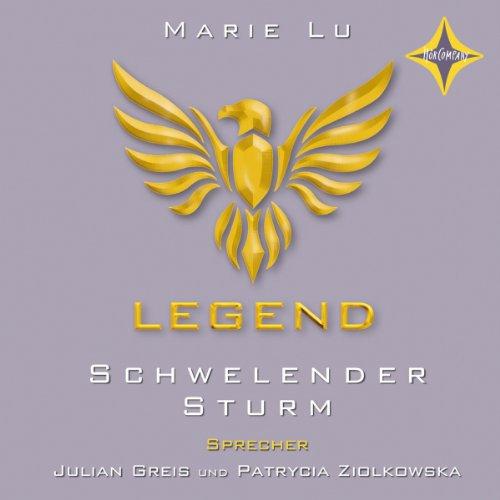 Buchseite und Rezensionen zu 'Schwelender Sturm (Legend 2)' von Marie Lu