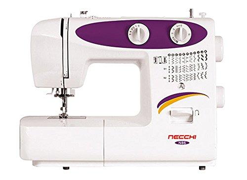 Necchi - N86 - Máquina de coser mecánica