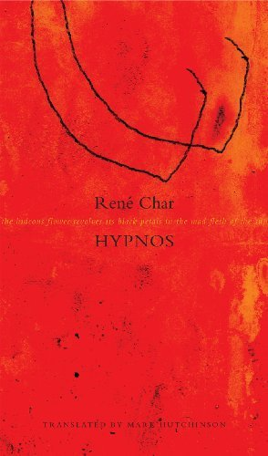 Hypnos (Seagull Books - The French List) by Char, Ren (2014) Hardcover