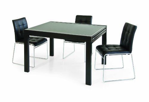 Trendyitalia 10291 tavolo allungabile 90/180 nero