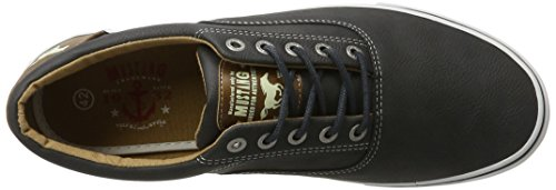 Mustang 4101-303-259, Sneakers Basses Homme Gris (259 Graphit)