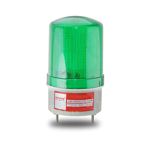 Auto Outdoor LED Blinklicht Warnsignal, Road Flares Vehicle Light Beacon Prevent Highlight Roadside Safety Emergency LED Lampe (Red),Green Led Emergency Vehicle Lights