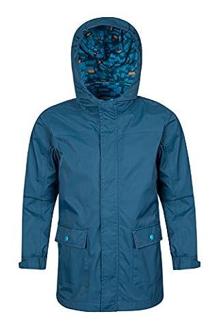Mountain Warehouse Luca Jacke für Jugendliche Marineblau 164