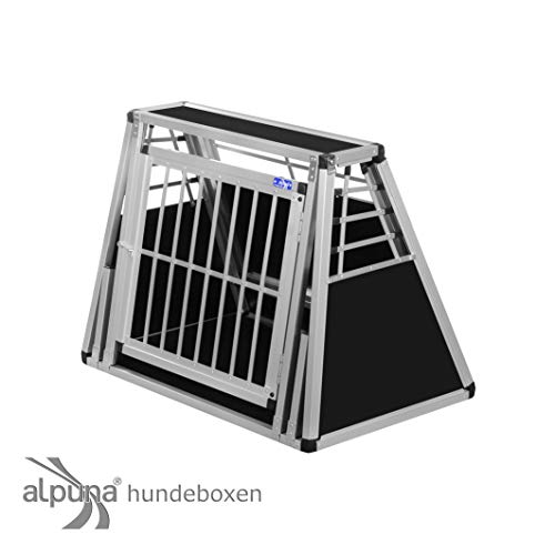 Alpuna Transportbox N53 > 60x90x70cm Notausstieg für OPEL Mokka