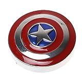 Menoria USB Flash Drive, U-disk, Avengers, Serie USB 2.0CE standard rosso Captain America 16G