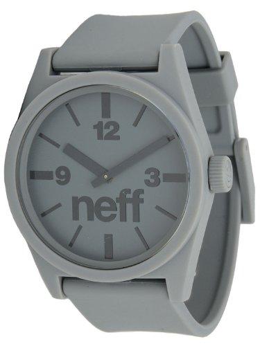 Neff Daily Watch Uhr Grey, Grey, Uni