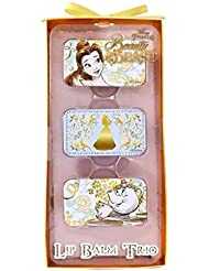 Beauty and the Beast Lip balm Trio, For Her, XMAS GIFT