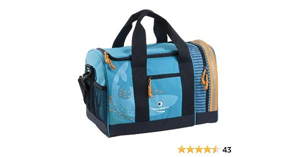 LÄssig Mini Sportbag Sporttasche Schulsporttasche Kindergarten Mit Schuhfach Shark Ocean Koffer Rucksäcke Taschen