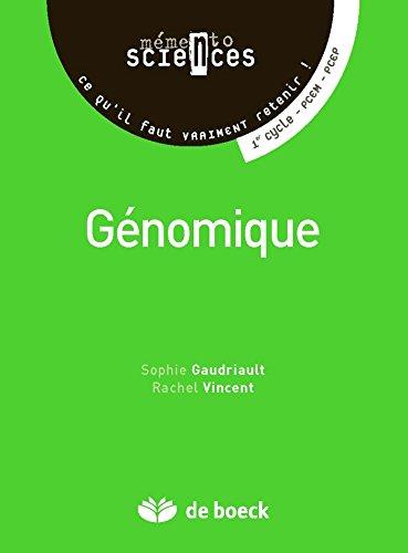Génomique