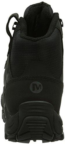 Merrell Polarand Rove Wtpf, Chaussures de randonnée montantes homme Noir (Black)