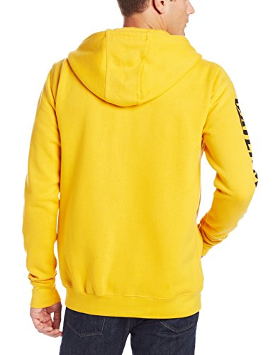 Caterpillar -Camicia Uomo Yellow
