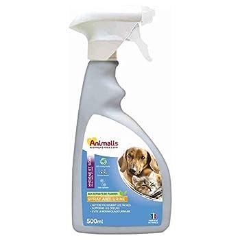 Animalis - Spray Anti Urine pour Chien et Chat - 500ml
