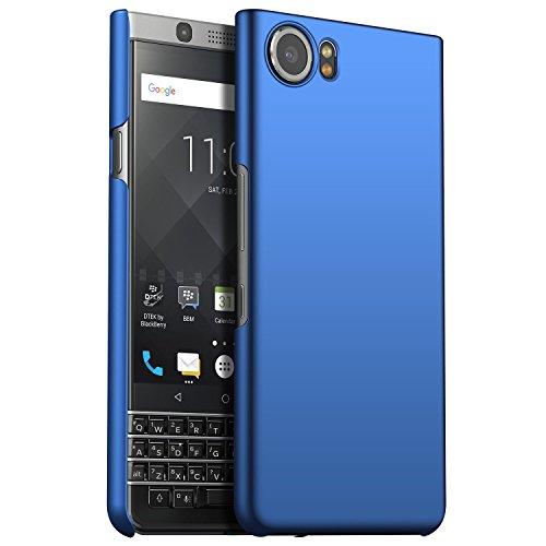 CiCiCat BlackBerry Keyone Hülle Handyhüllen, Hard PC Back Cover Case Schutz Hülle Tasche Schutzhülle Für BlackBerry Keyone. (BlackBerry Keyone 4.5'', Blau) -