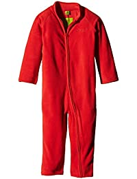 CELAVI Baby - Mädchen Body Fleece Suit -Solid