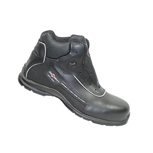AIMONT , Chaussures de sécurité homme Noir