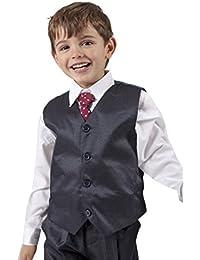 Amazon.es  traje boda de niño - 4 años  Ropa b9d98a149393