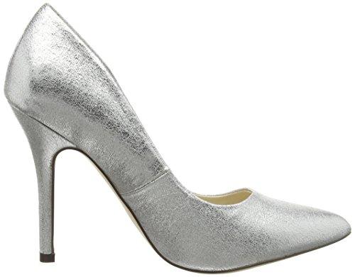 Blink BberniceL, Escarpins femme Argent 100 Silver Sortie