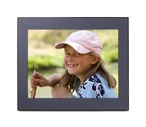 Kodak EasyShare P825 8 inch High-resolution Digital Photo Frame with 4000 image storage capacity - Black