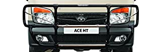 TATA Genuine Parts Metal Front Nudge Guard for Tata Ace Ht Car, 1550 mm x 580 mm x 260 mm