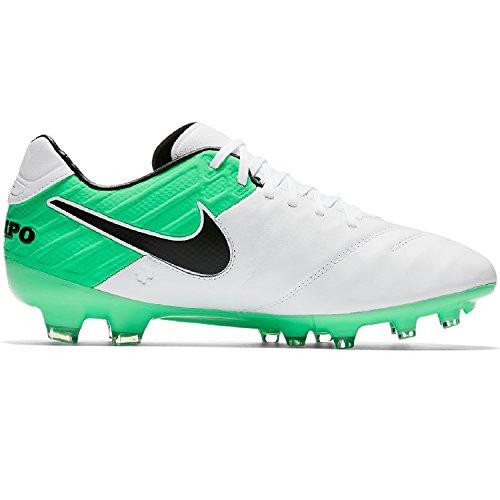 Nike Herren Tiempo Legacy Ii Fg Fu脽ballschuhe Wei
