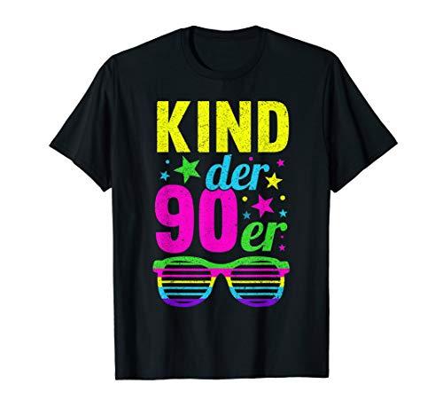 Kind der 90er Jahre Shirt für 90s Motto Party Vintage ()