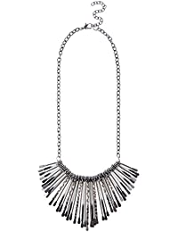 New Look-Collana Spike, incartati, 53 cm
