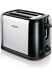Philips HD2586/20 Grille-Pain Basic Métal 2 Fentes 950 W